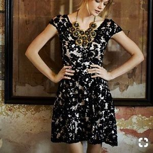 Anthropologie Yoani Boraschi Lace Dress Size 6